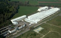 Our modern production site at Berching, Bavaria